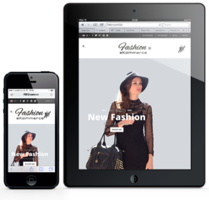 Free Website Fashion eKommerce